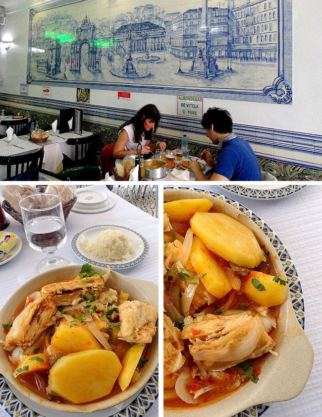 Taverna Imperial Onde comer bem e barato em Lisboa