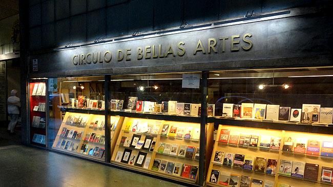 Gran Via Circulo de Bellas Artes