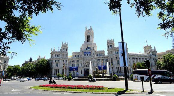 Como ir do aeroporto de Madri (Barajas) ao centro