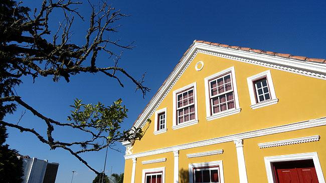 Lapa Parana Casa dos Cavalinhos