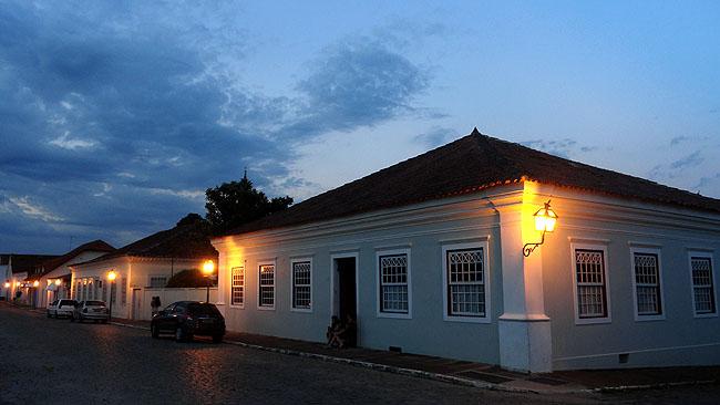 Lapa Parana Casario noturno