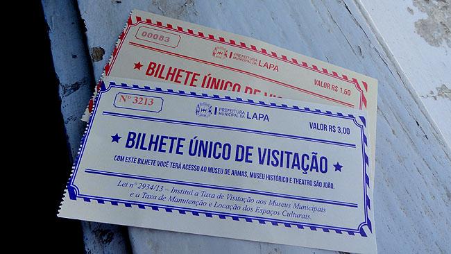 Lapa Parana Taxa de Visitacao Unica Museus