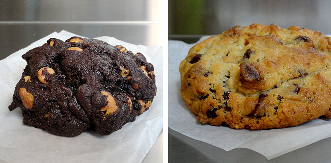 Levain Bakery Upper West Side Nova York Cookies