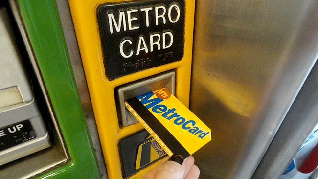 MetroCard Nova York como comprar