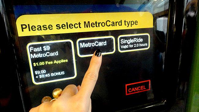 MetroCard Nova York passo a passo