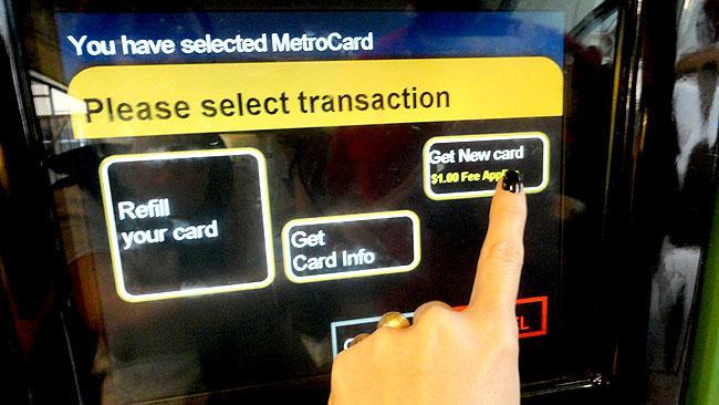 MetroCard new