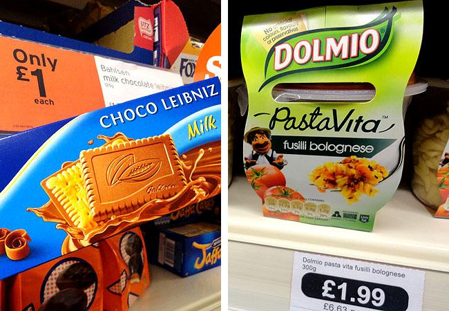 Supermercados em Londres Sainsburys 3