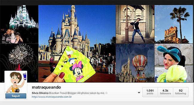 Instagram Silvia Oliveira Matraqueando 1