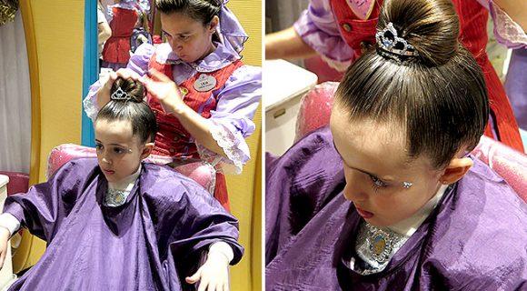 Bibbidi Bobbidi Boutique: princesa por um dia na Disney