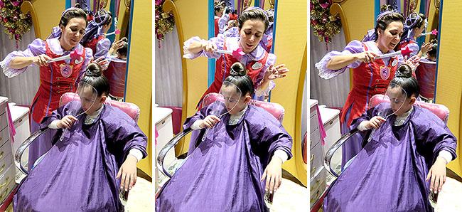Bibbidi Bobbidi Boutique Disney 11