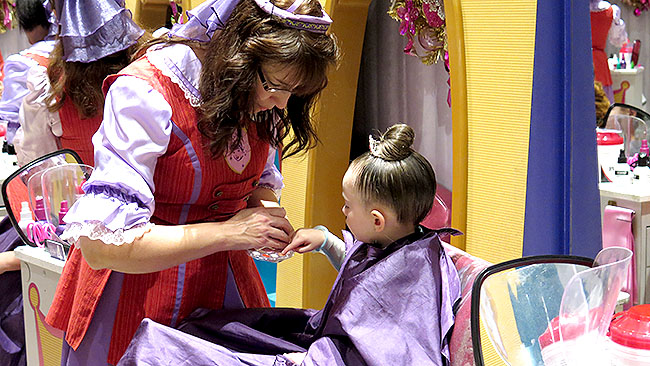 Bibbidi Bobbidi Boutique Disney 9