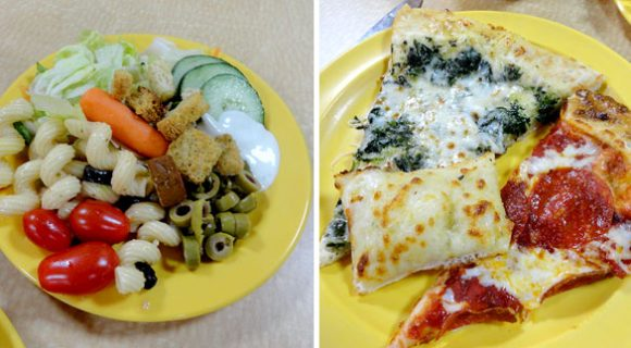 Orlando | Cici's Pizza: buffet à vontade de massa, pizza, sopa e sobremesa!