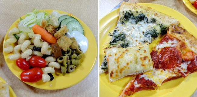 Cicis Pizza Onde comer bem e barato em Orlando 2