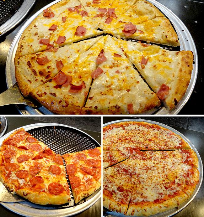 Cicis Pizza Onde comer bem e barato em Orlando Self service