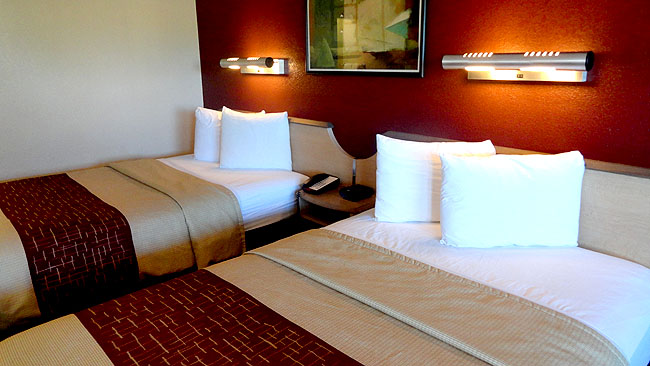 Hotel bom e barato em Orlando Red Roof Inn International Drive