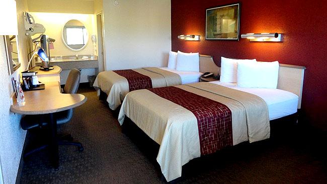 Onde ficar em Orlando Red Roof Inn International Drive