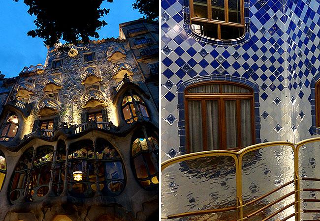 Barcelona pontos turisticos Casa Batlo