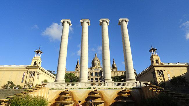 Barcelona pontos turisticos Parc Monjuic