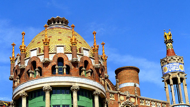 Hospital-Saint-Pau-Barcelona-Detalhes-teto1