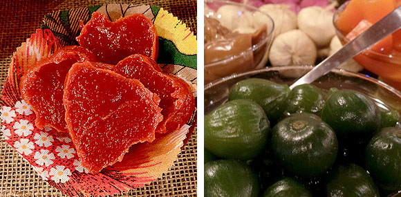 Festa Junina Infantil doces de compota