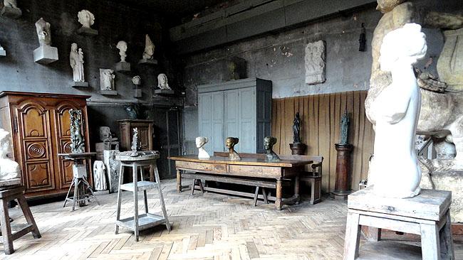 Musee Bordelle Paris atelie