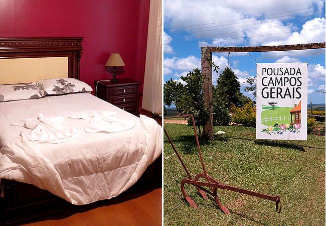 Colonia Witmarsum  Pousada Campos gerais