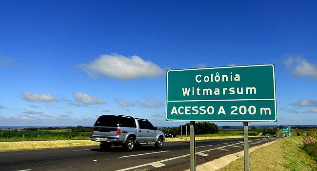 Colonia Witmarsun Como ir