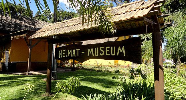 Colonia Witmarsun Museu Heimat