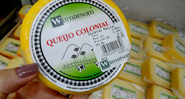 Colonia Witmarsun queijos finos