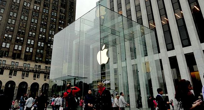 Nova York Apple 5th ave
