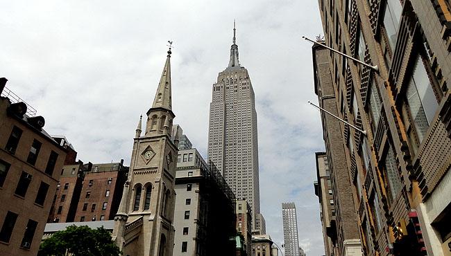 Nova York Empire State Building