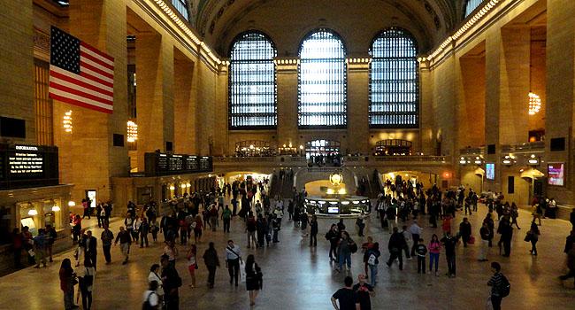 Nova York Grand Central Terminal