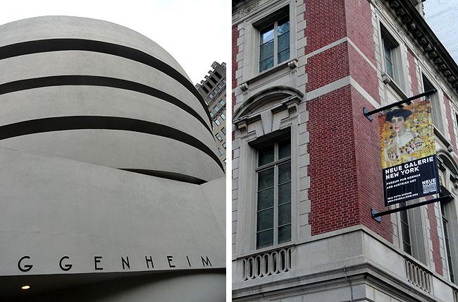 Nova York Guggenheim e Neue