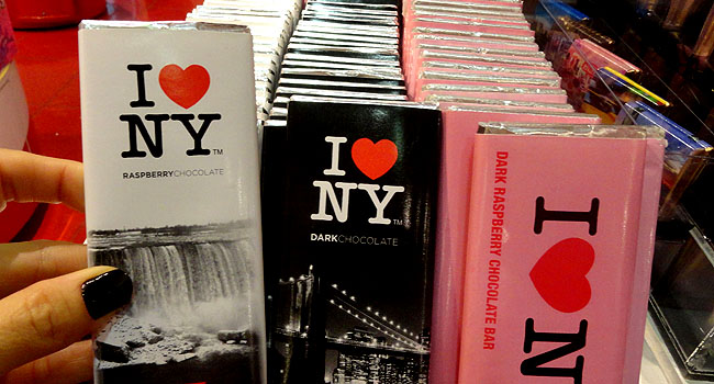 Nova York I love NY