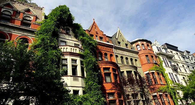 Nova York Upper West Side casas