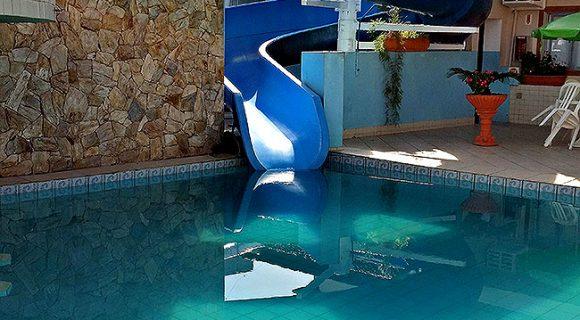 Ilha Norte Apart Hotel: hospedagem boa e barata em Canasvieiras, Florianópolis