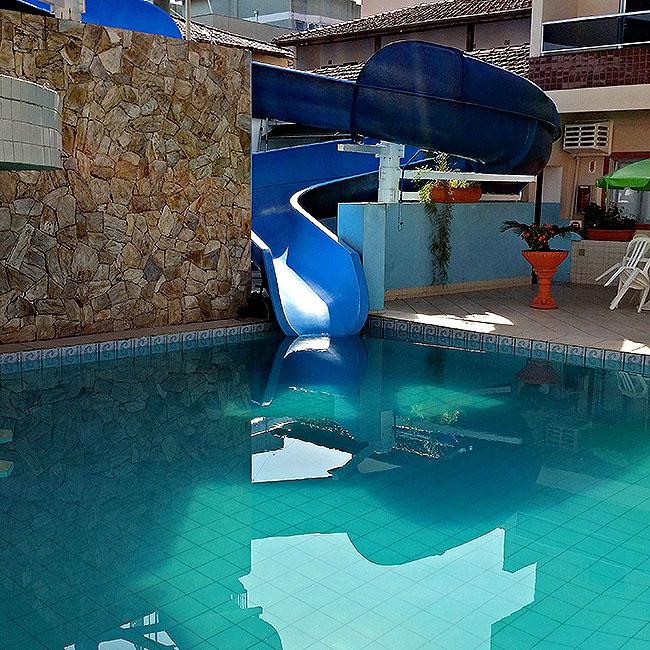 Ilha Norte Apart Hotel Onde Ficar Canasvieiras Florianopolis Piscina Toboagua