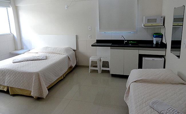 Ilha Norte Apart Hotel hospedagem barata Florianopolis