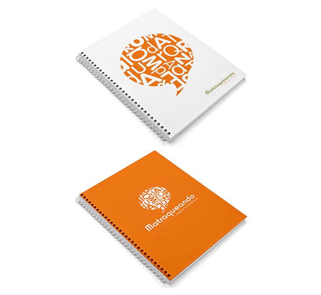 Logo caderno