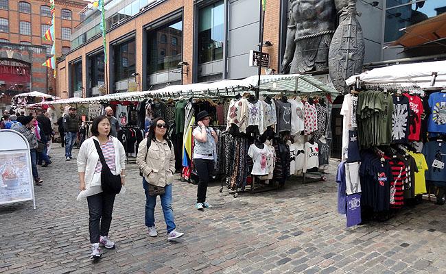 Camden Market localizacao londres
