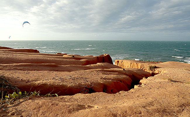Canoa Quebrada Ceara Praia