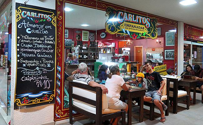 Carlitos Empanadas Florianopolis Canasvieiras