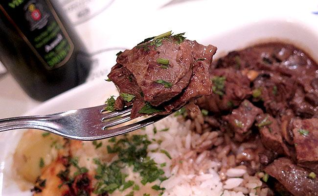 Confeitaria Colombo Rio de Janeiro Carne Detalhe