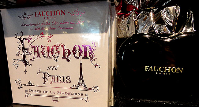 Fauchon Paris Chocolates