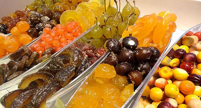 Fauchon Paris Frutas Secas