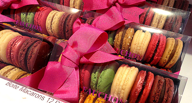 Fauchon Paris Macarons