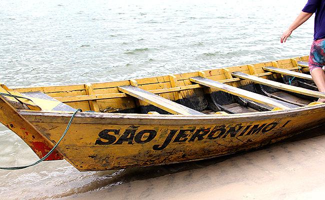 Fazenda Sao Jeronimo Ilha de Marajo Canoa