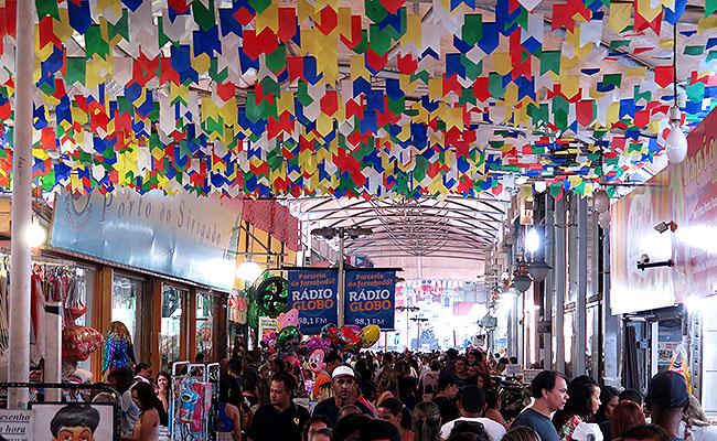 Feira de Sao Cristovao Bandeirinhas