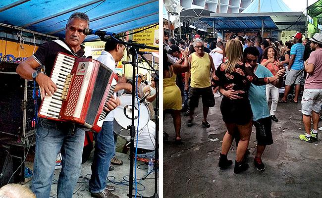 Feira de Sao cristovao forro