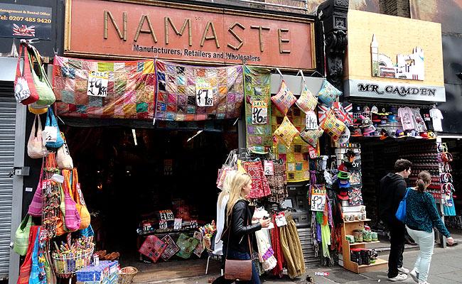 Mercado de Camden Londres